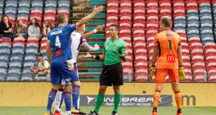 2018/19 A-LEAGUE – ROUND 8 – JETS V GLORY – PHOTO GALLERY